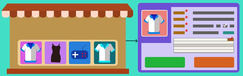 Joomla Virtuemart MarketPlace Custom Attribute
