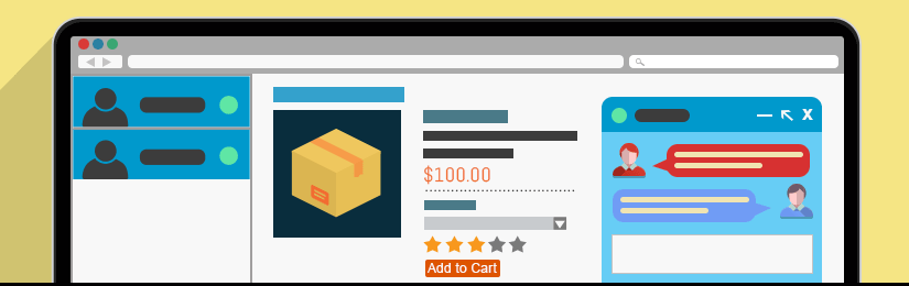 Opencart Marketplace Seller Buyer Chat