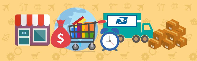 Magento Marketplace USPS Shipping Management