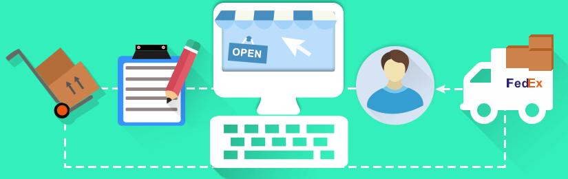 Opencart Marketplace Fedex Shipping
