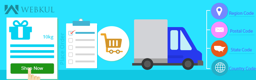 Magento2 Marketplace Table Rate Shipping