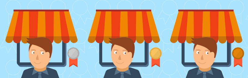 Prestashop Marketplace Seller Badge