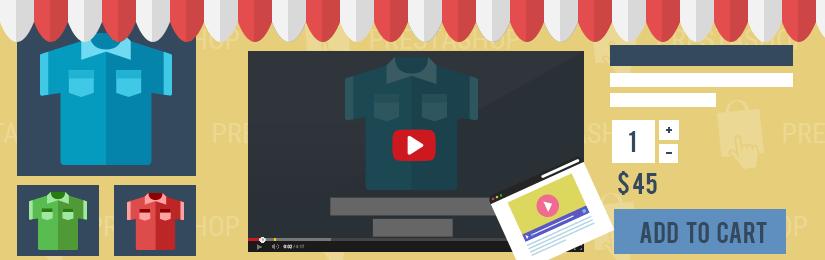Prestashop Marketplace Product Video
