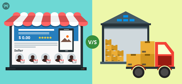 Ecommerce Marketplace vs Dropship Model