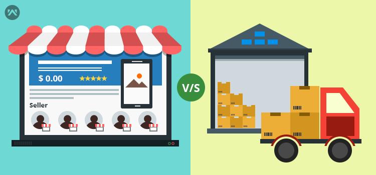 Ecommerce Marketplace vs Dropship Model