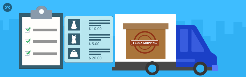 Marketplace FedEx Shipping For Magento2