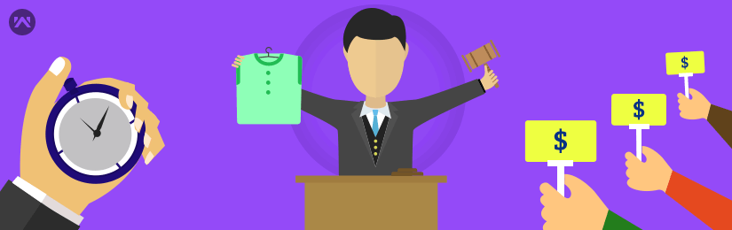 Marketplace Seller Auction For Magento2