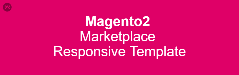 Marketplace Responsive Template For Magento2