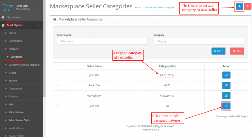 Marketplace-Seller-Categories