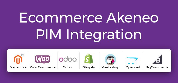 Ecommerce Akeneo PIM Integration