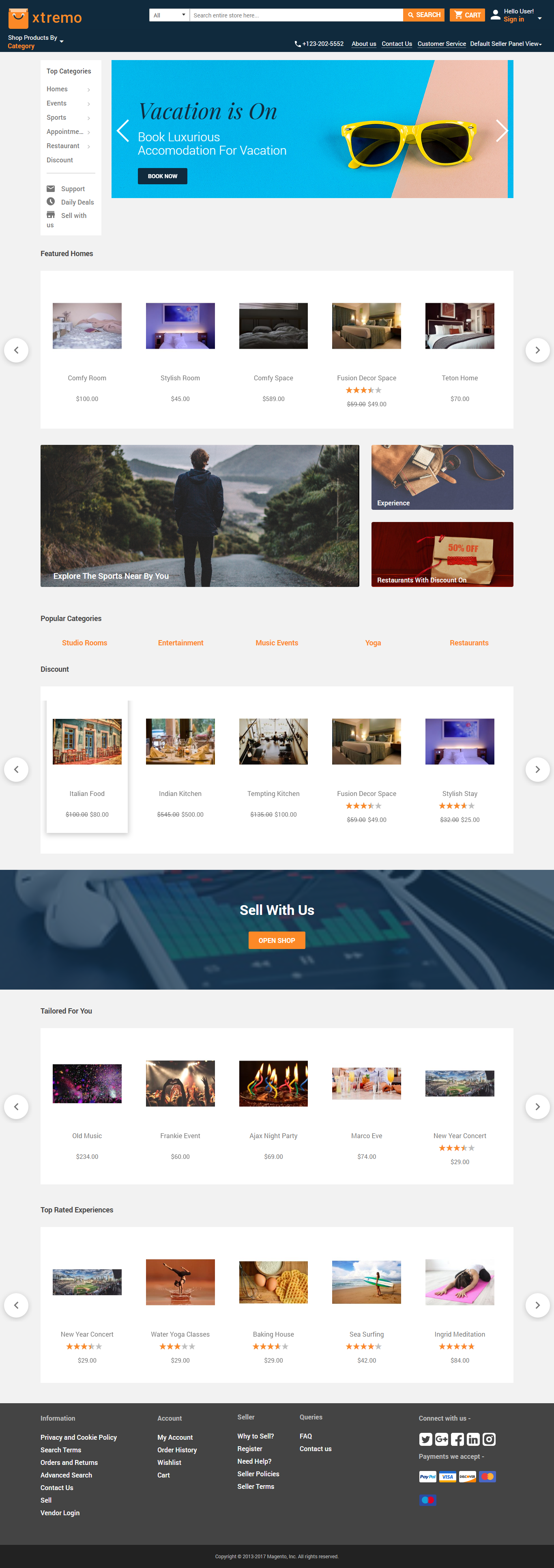 Airbnb Clone Using Magento 2 | Advanced Booking Module For Magento 2