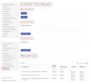 webkul-magento2-marketplace-gdpr-customer-panel