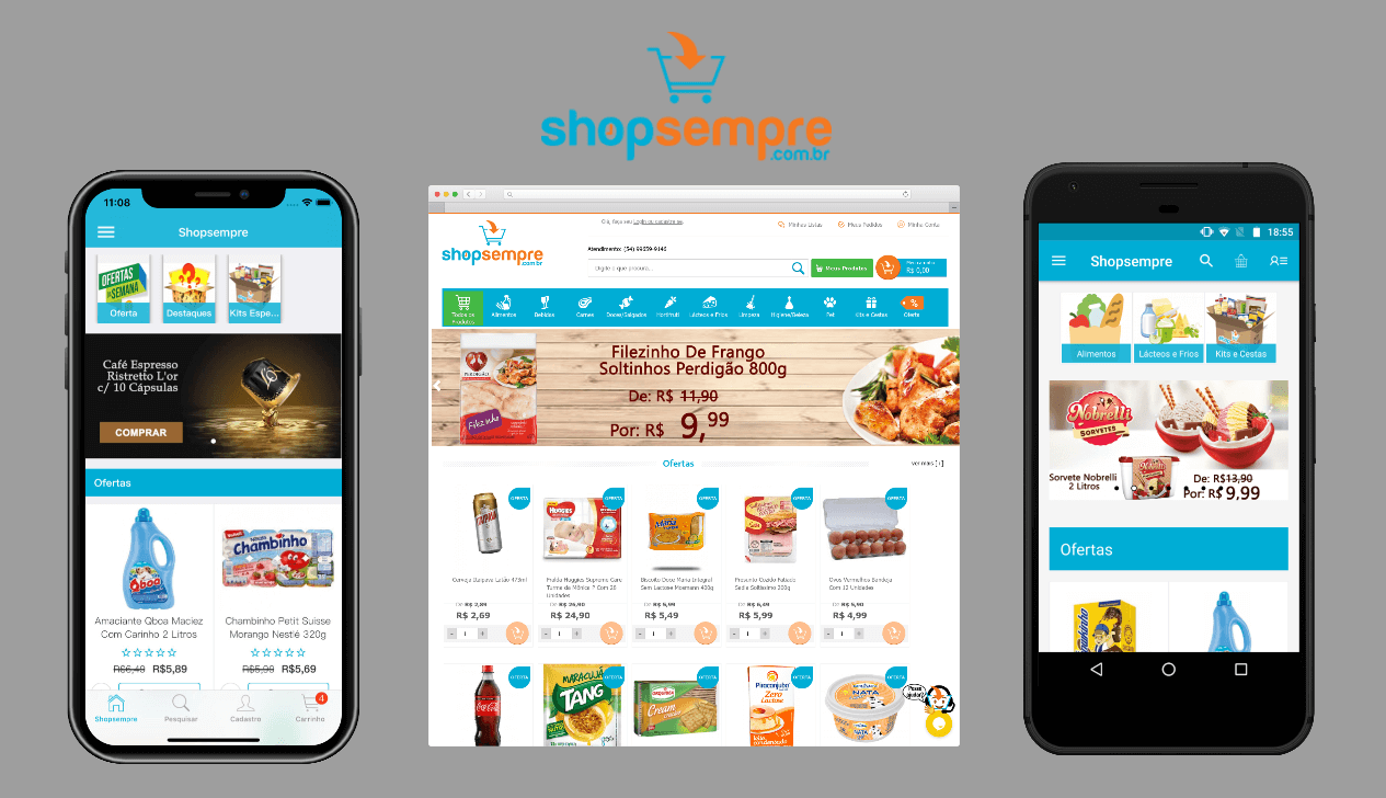 download shopsempre mobile app