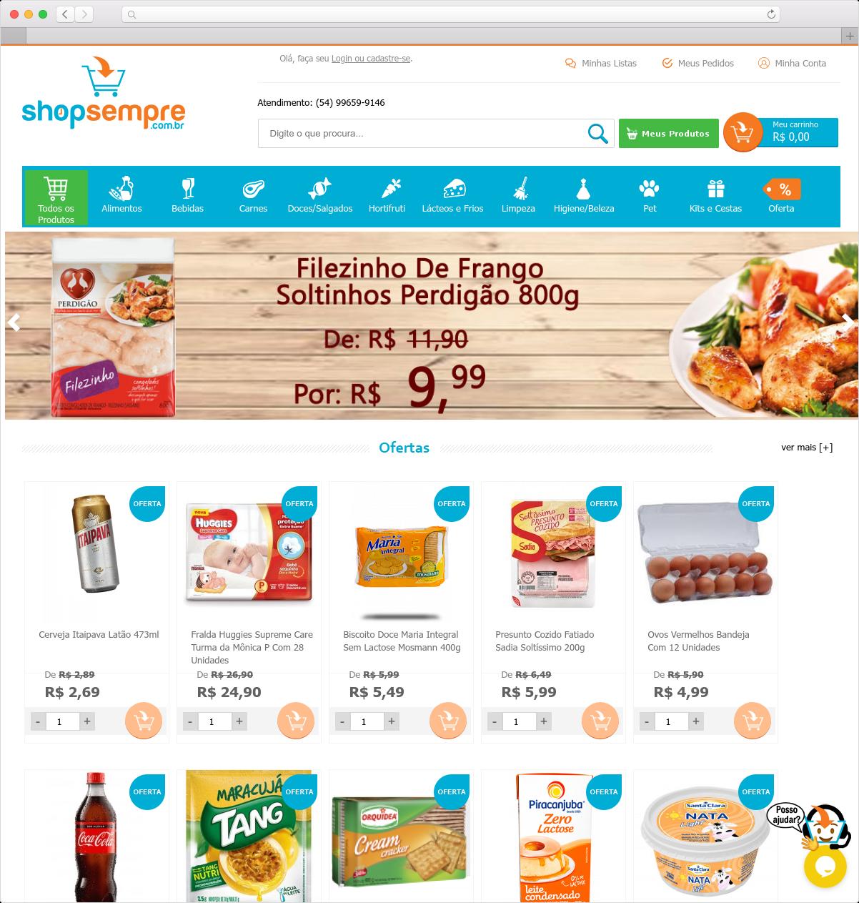 shopsempre-online-store