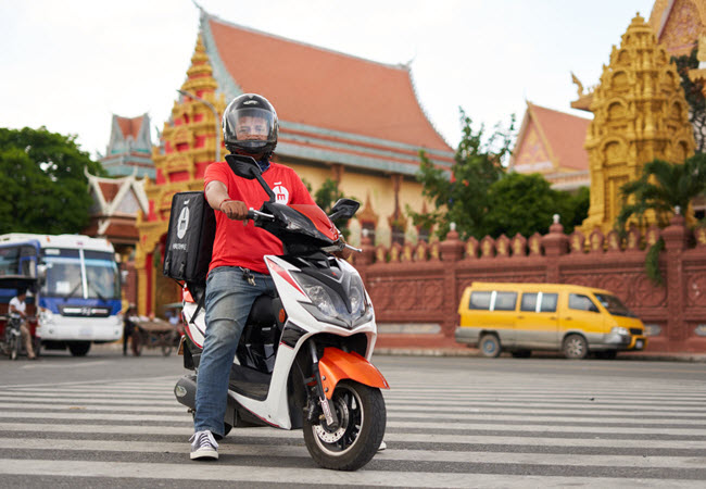Building Cambodia's Best Online Food Delivery Platform