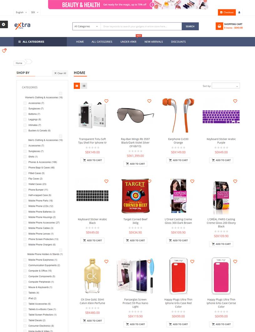 extramarkt-categories