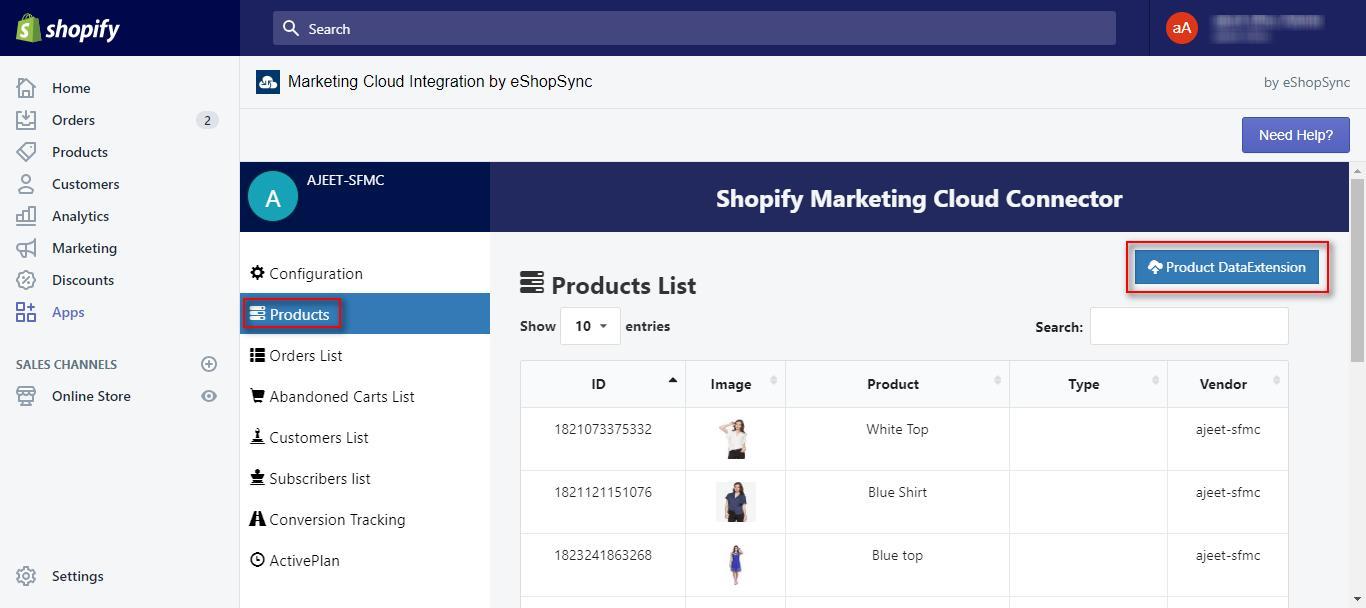 american crew-marketing-Cloud-Integration-by-eShopSync-_-Shopify