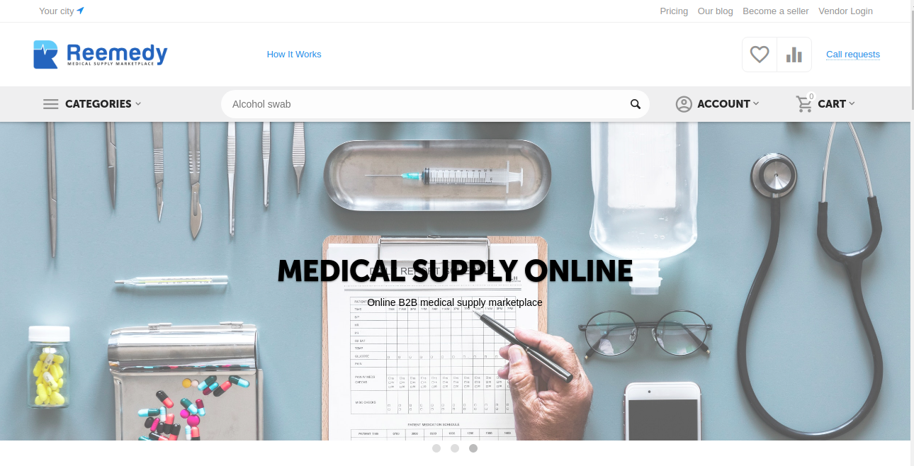Reemedy Success Story Malaysia Healthcare Medical Supply Marketplace