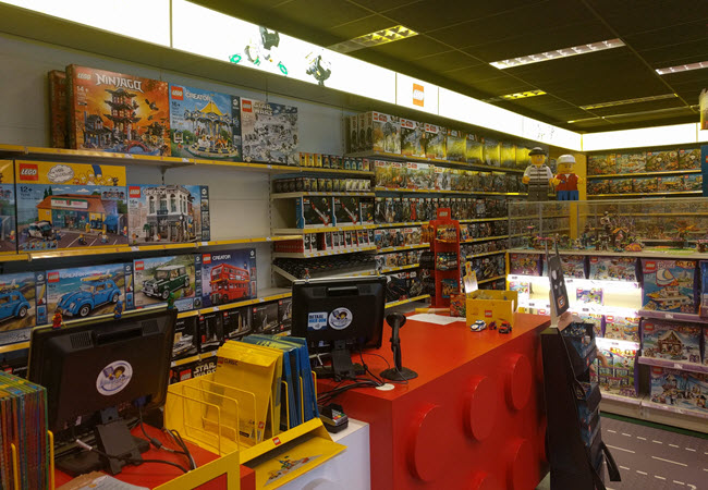 How Nederlands LEGO Collection Shop, BrickFever Uses Web-based Retail POS System