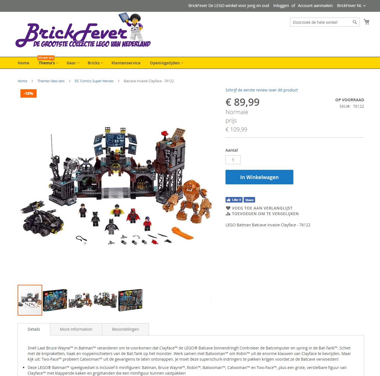 brickfever-online-store