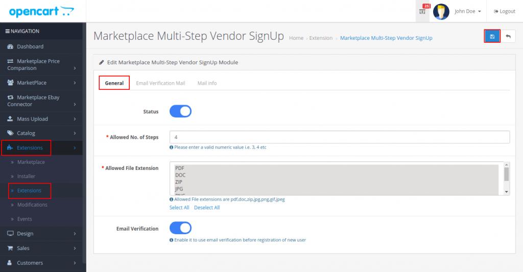 opencart-marketplace-multi-step-vendor-signup